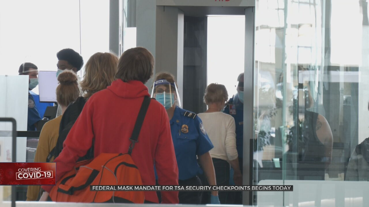 New Mask Regulations To Take Effect On All Public Transportation Nationwide