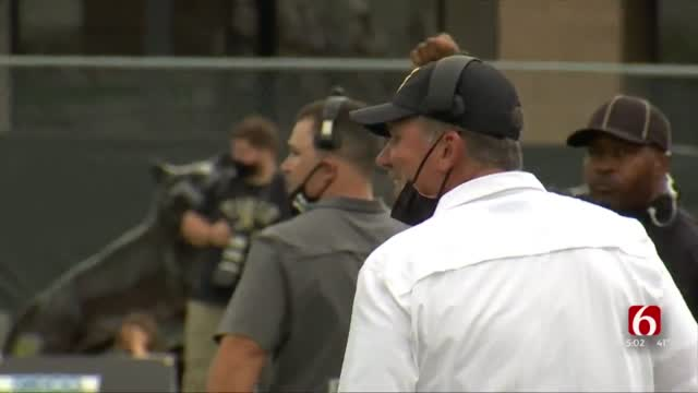 Broken Arrow Parting Ways With Head Football Coach