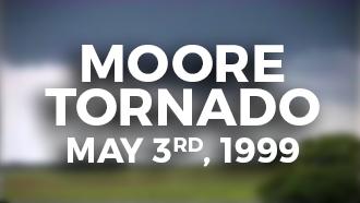 May 3, 1999 - Moore Tornado