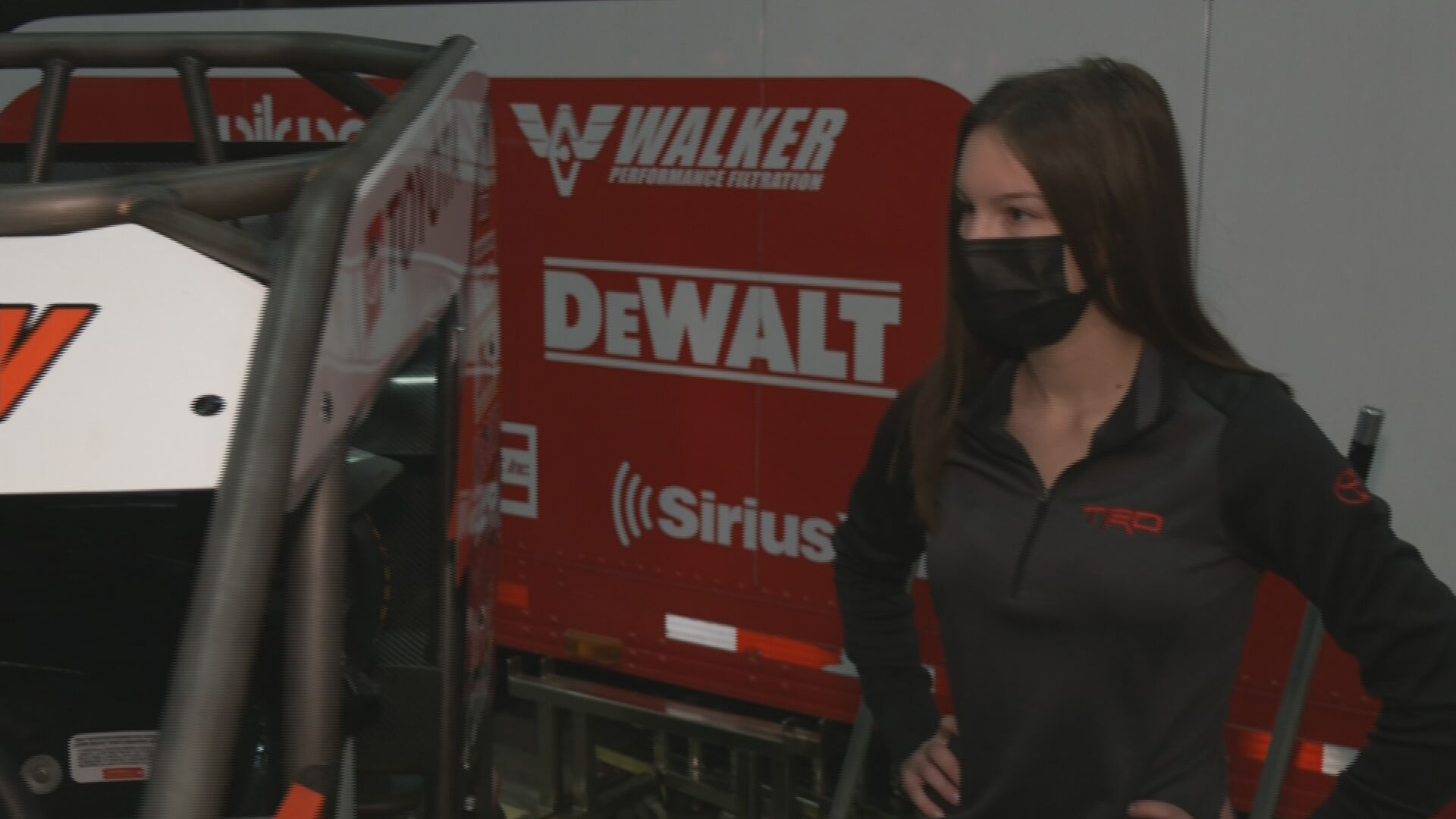 Armed With Big Dreams, Muskogee Woman Stays Dialed In At Chili Bowl