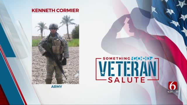 Veteran Salute: Kenneth Cormier