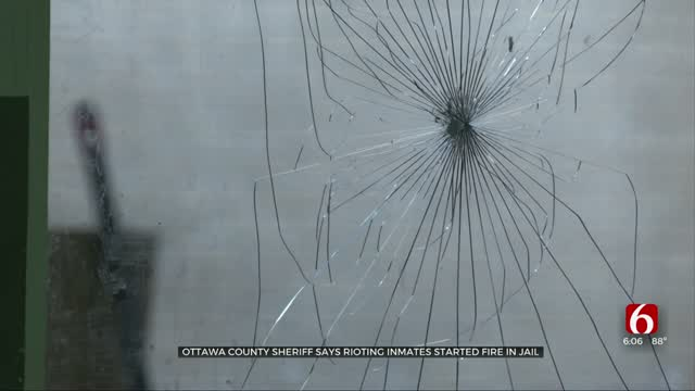 Ottawa Co. Sheriff Estimates At Least $40,000 in Damage After Jail Riot