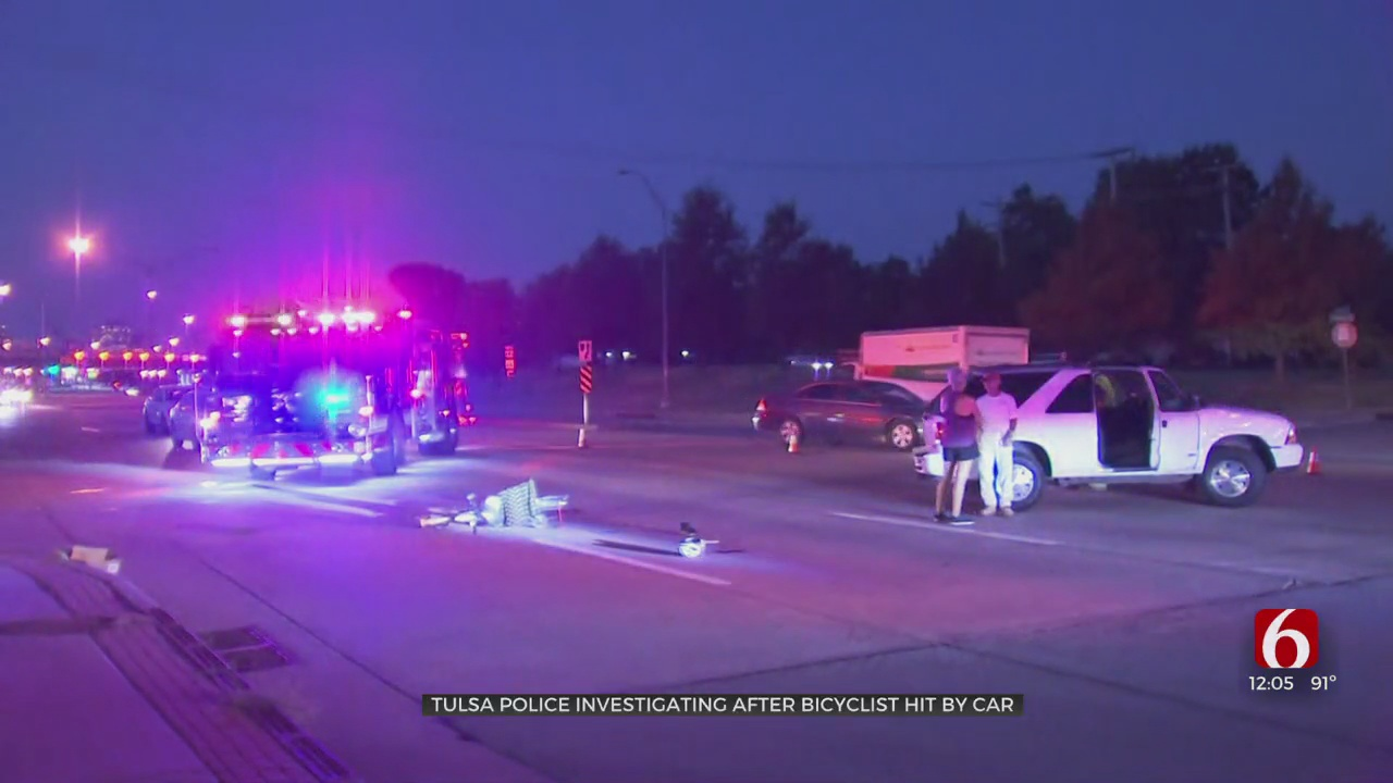 Cyclist Hit By Car Near 41st, Yale Ave. Monday Morning