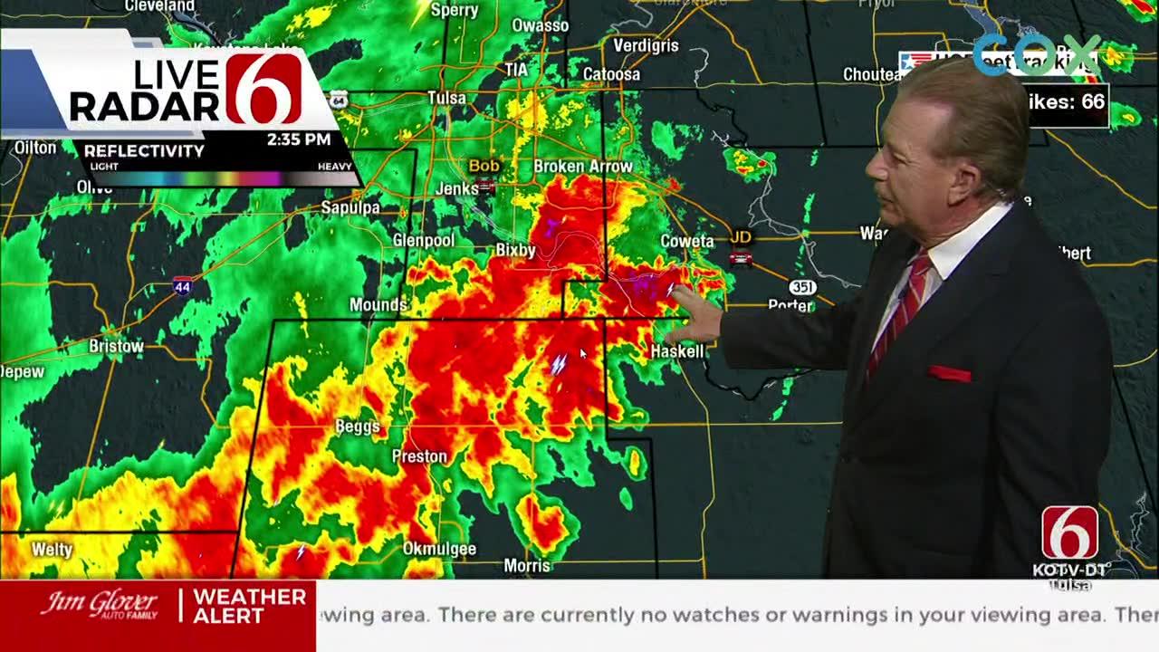 Weather Update With Travis Meyer