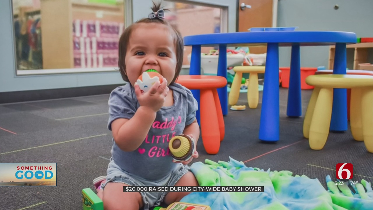 Nonprofit Raises More Than $20,000 For Families Through Citywide Baby Shower