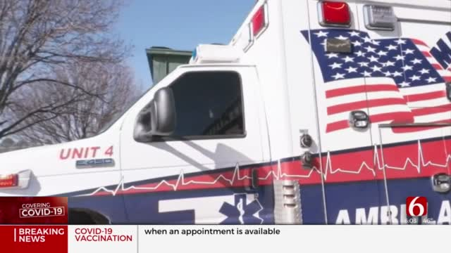Muskogee City, County Prepare For Potential Ambulance Shortage