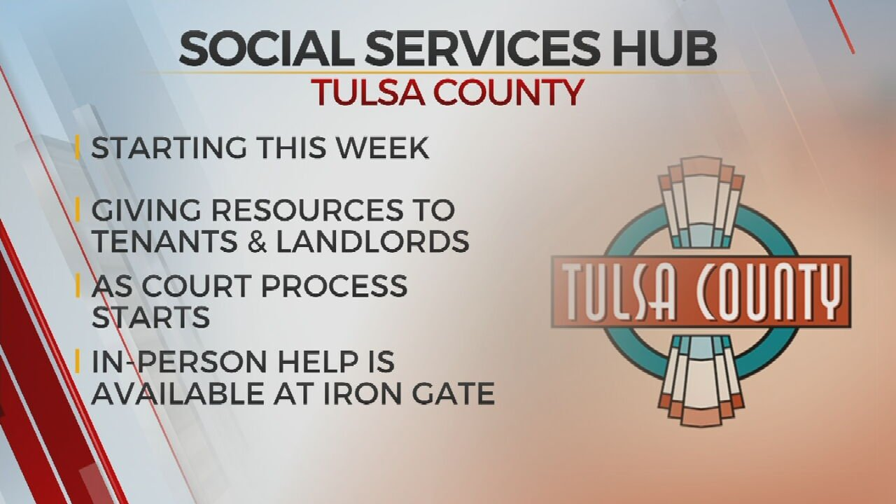 Tulsa Courts To Start Issuing New Resource To Prevent People From Losing Their Homes