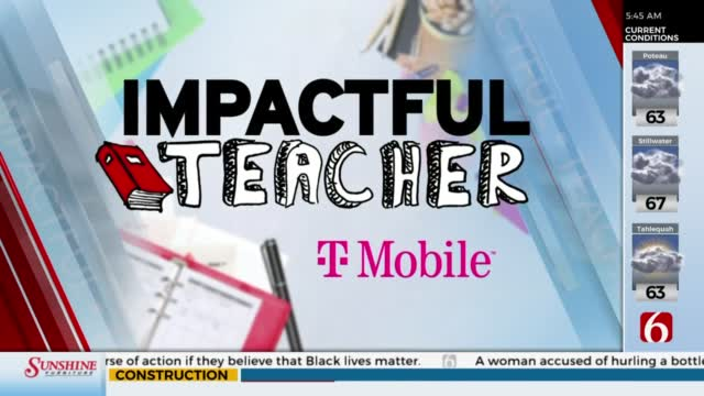 Impactful Teacher Of The Month: Dannette Clay
