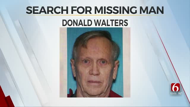 Okmulgee Co. Sheriff's Office Begins Recovery Effort For Missing Man