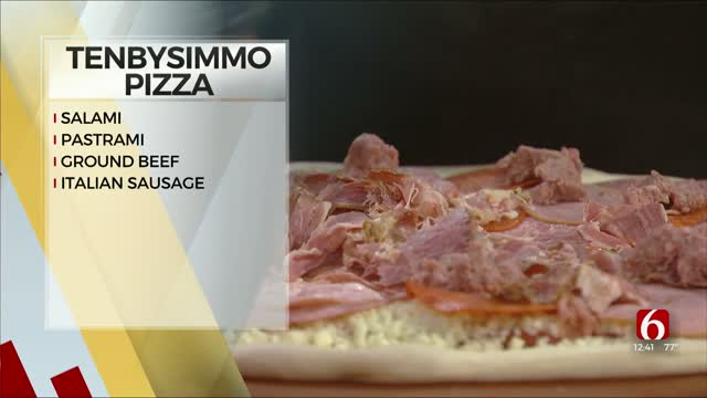 Tenbysimmo Pizza