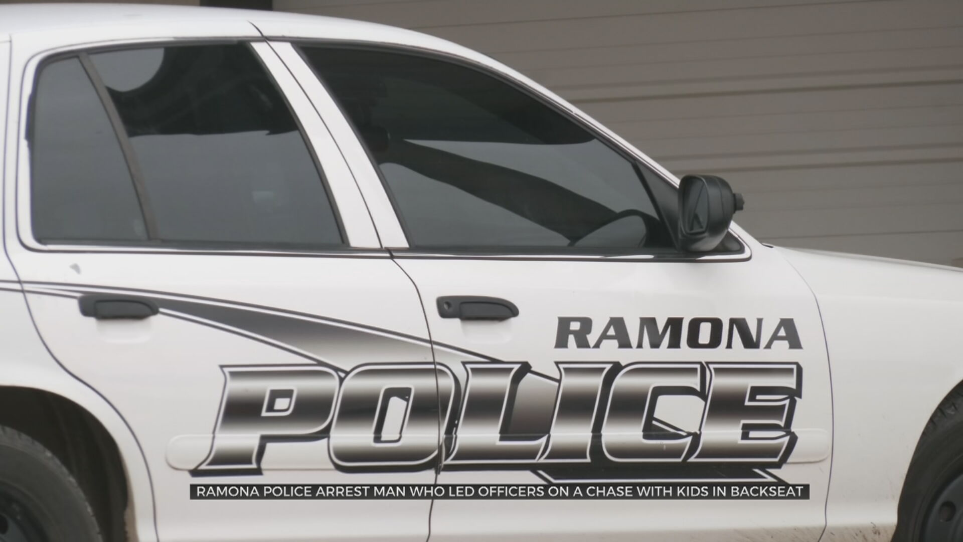 Ramona Police Arrest Man They Say Led Officers On Chase With Kids In Backseat