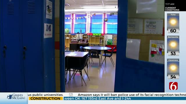 WATCH: TPS Superintendent Discusses Virtual Summer Camp