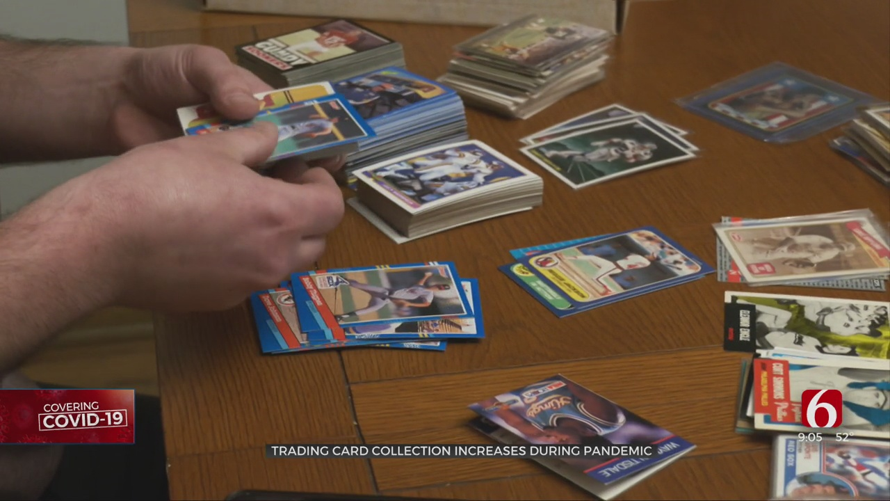Card Collecting Rises In Popularity Since Start Of Pandemic
