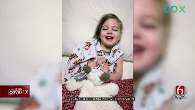 5-Year-Old Oklahoma Girl Tests Positive For Coronavirus Though Precautions Were Taken