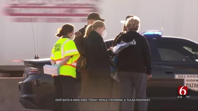OHP Investigating After 1 Killed In Crash On I-44