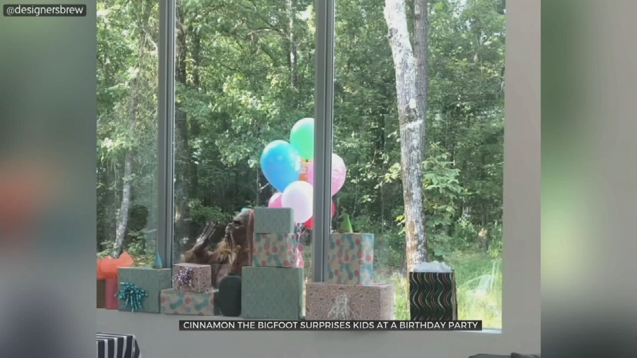 Broken Bow Bigfoot Birthday Surprise Turns Into Big Fail