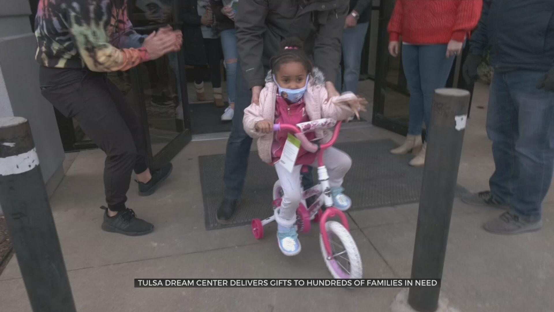 Nonprofit Makes Christmas Dreams Come True For Hundreds Of Tulsa Families