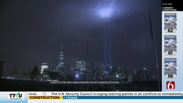 Several Tributes Planned In Remembrance Of 9/11 Across Green Country
