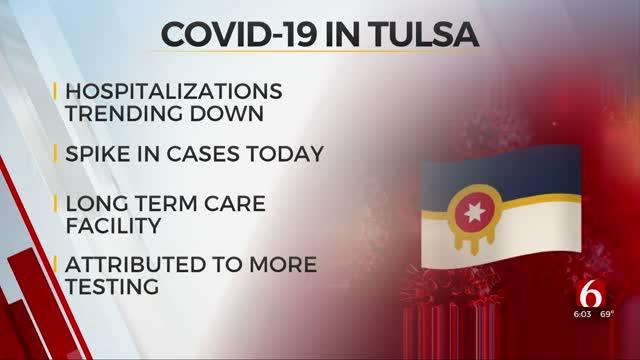Social Distancing Still Necessary, Tulsa Health Professionals Say