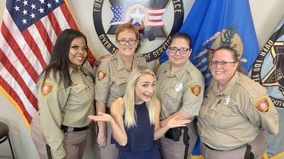 Tulsa County Jail's All-Woman Crew Of Shift Commanders Discuss Working In The Field
