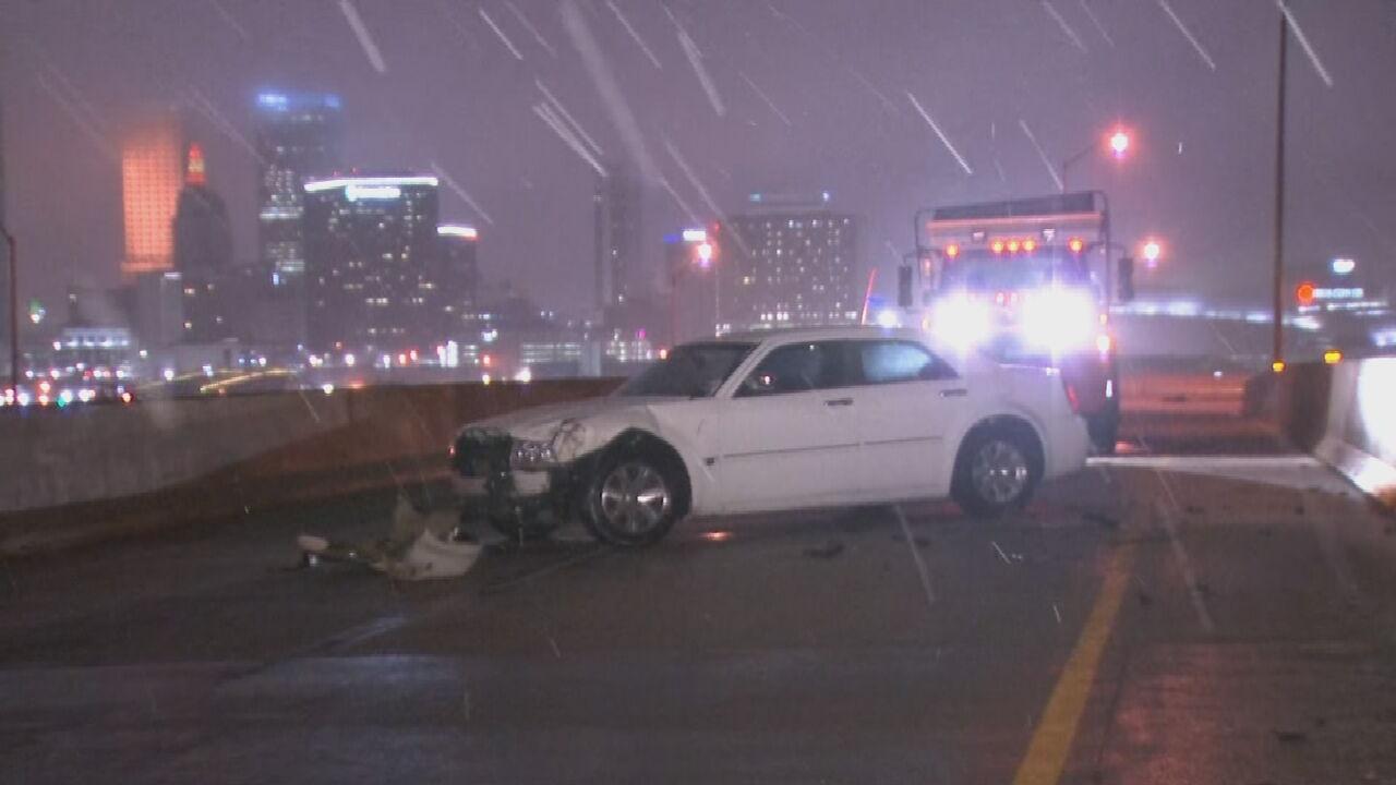Tulsa Road Crews Prepare For Winter Weather