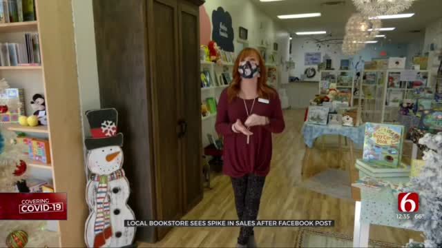 Community Rallies Around Children's Book Store Facing Challenges Due To COVID-19