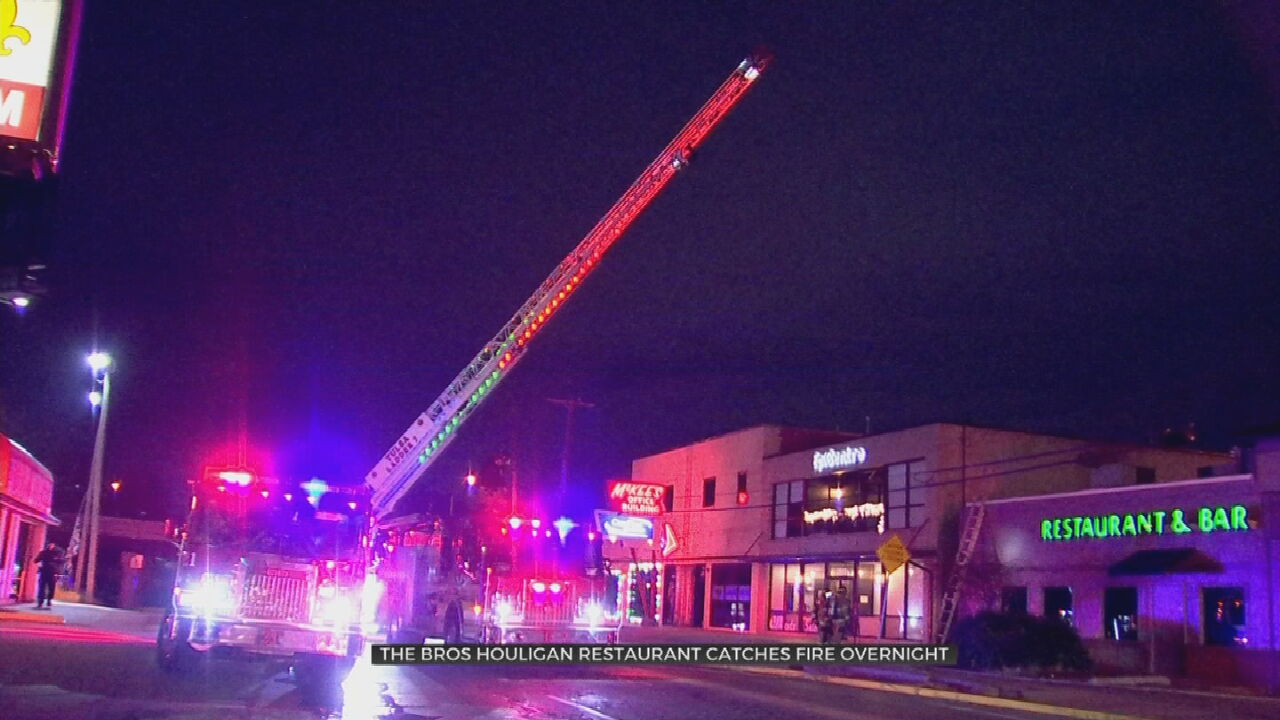 Bros. Houligan 15th, Lewis Location Closed For Repairs Following Fire