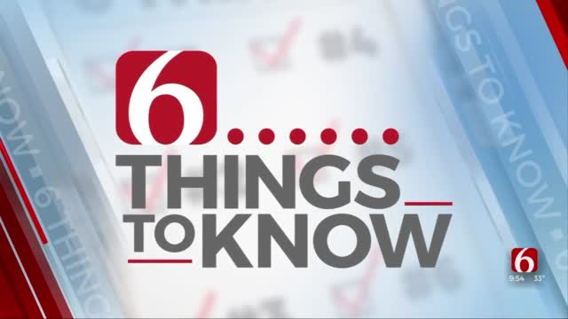 6 Things To Know (Dec 31): New Year's Eve Celebrations & Safety