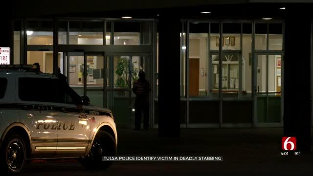 Police Identify Victim In Deadly Tulsa Stabbing