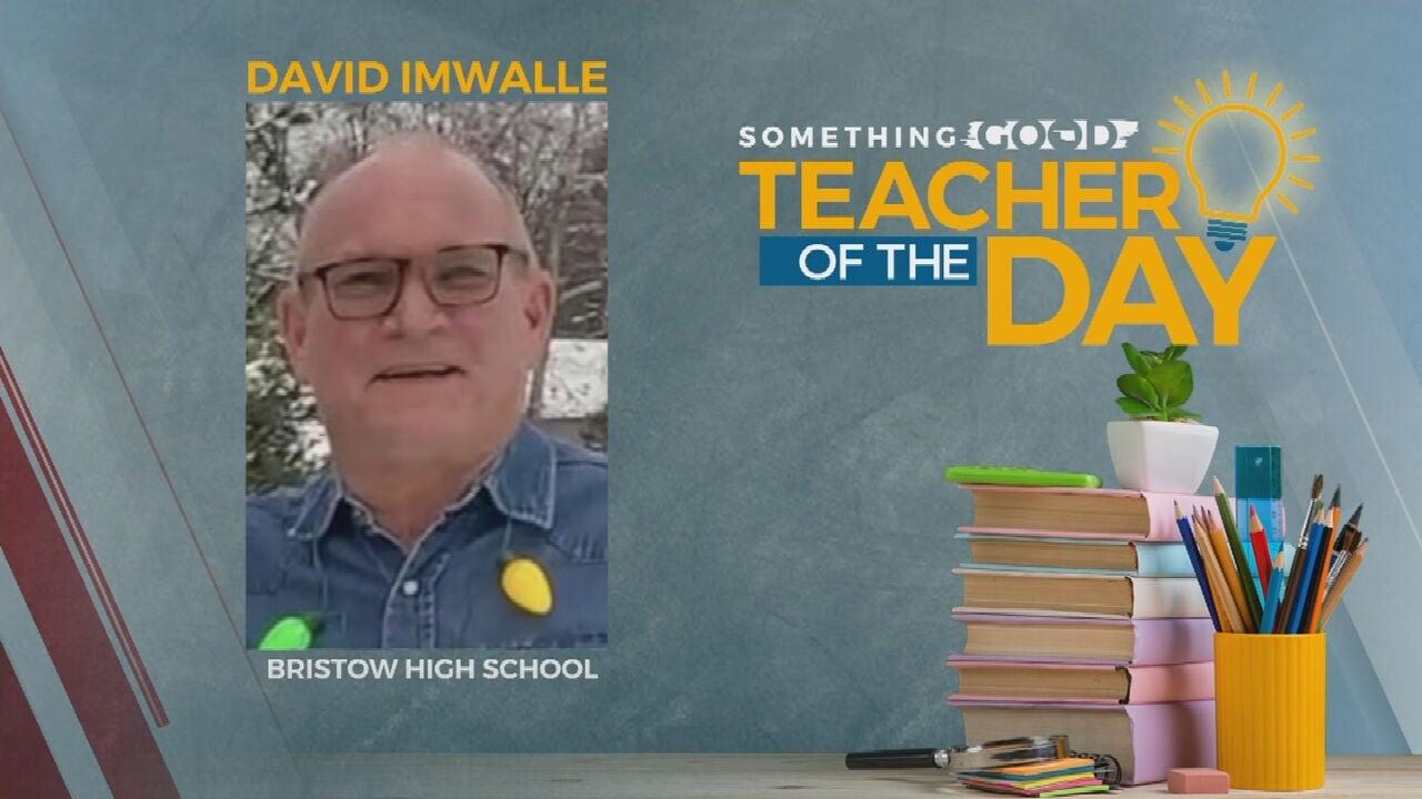 Teacher Of The Day: David Imwalle