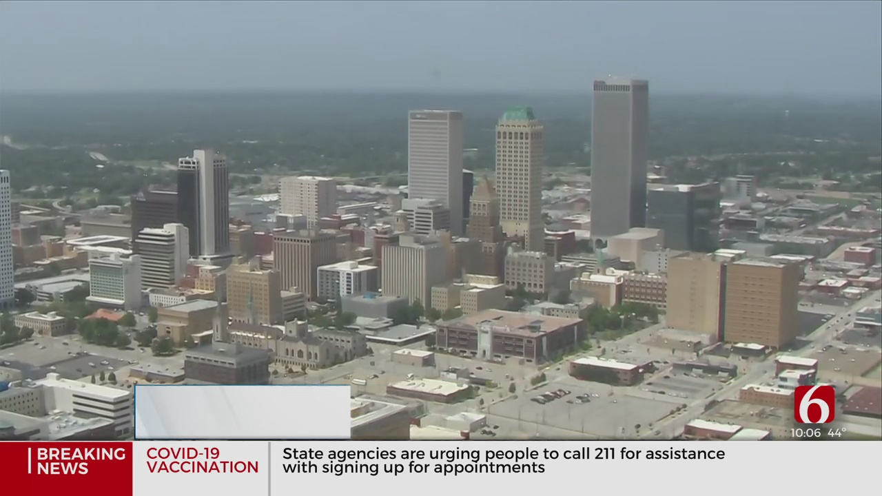 Tulsa Regional Tourism Hopes 2021 Events Help Rebound Economy