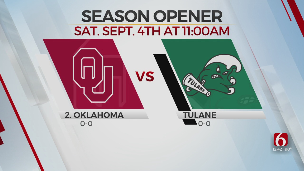 Reports: Contingency Plans Being Made For OU-Tulane Football Game