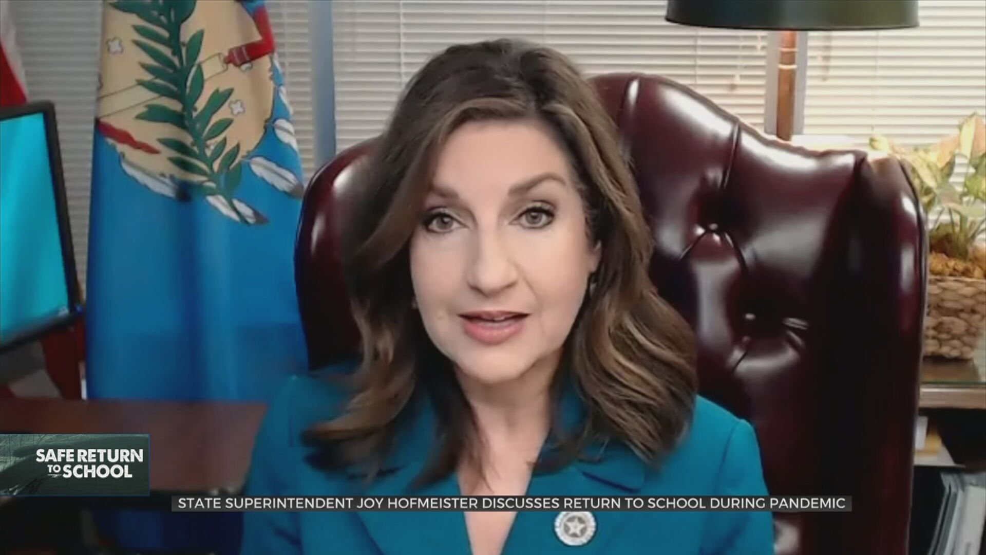 State Superintendent Discusses Return To School As COVID-19 Cases Continue To Rise