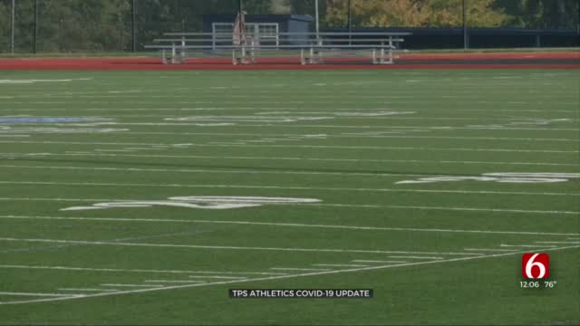 COVID Update: TPS Athletic Teams Doing 'Better Than Expected,' Officials Say
