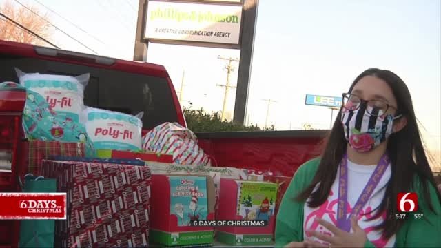 6 Days Of Christmas: Joy In The Cause Gets Extra Christmas Comfort
