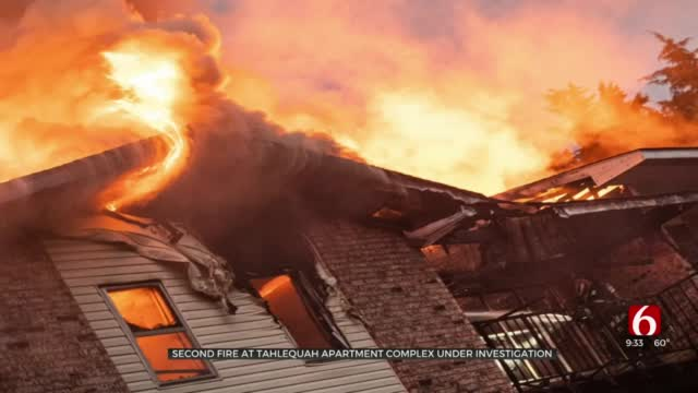 Tahlequah Fire Department Investigates Suspicious Apartment Fire