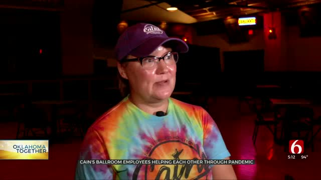 Cain's Ballroom Employees Band Together Through Pandemic