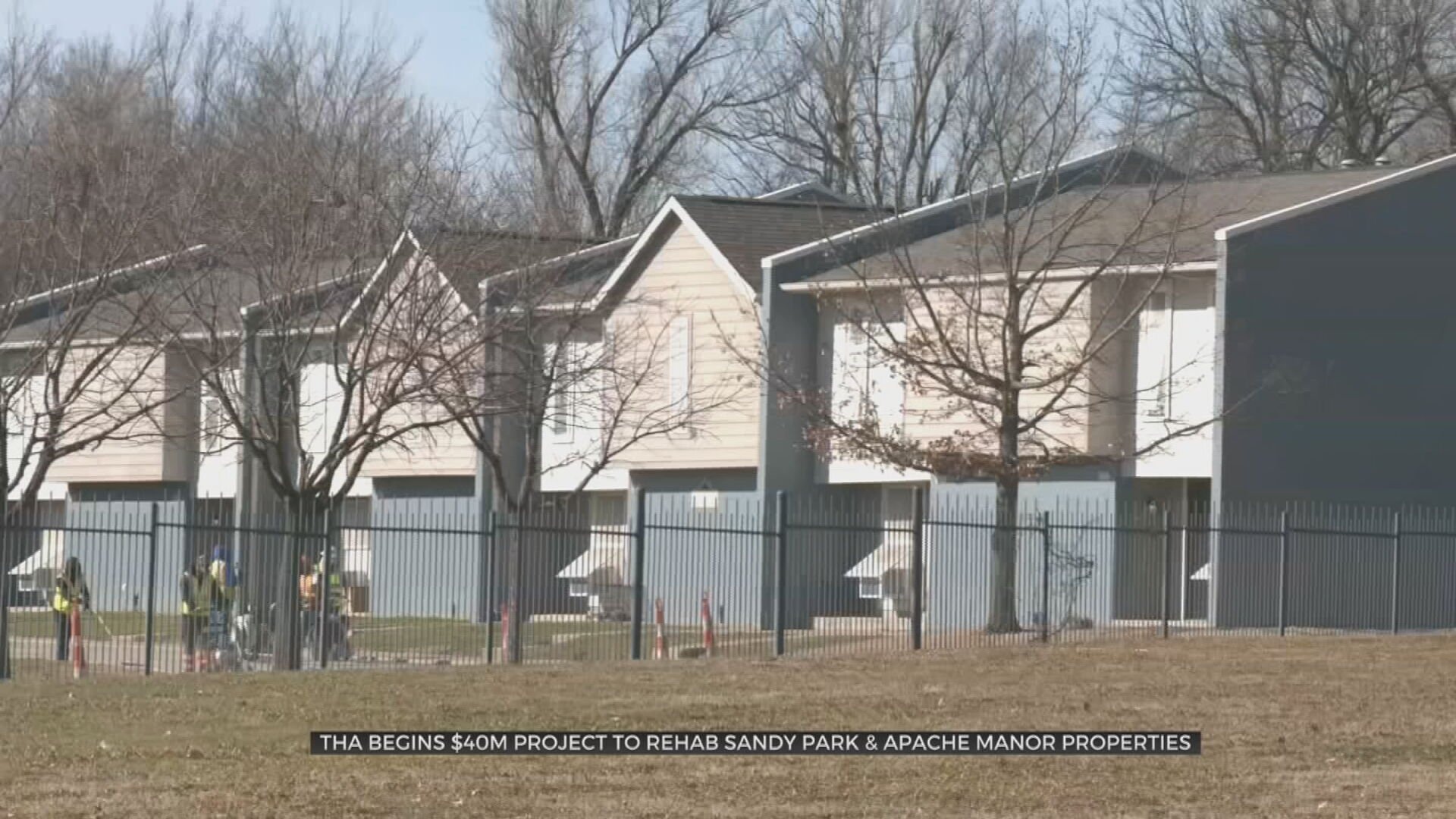 THA Begins $40M Major Renovation Project At Two Apartment Complexes