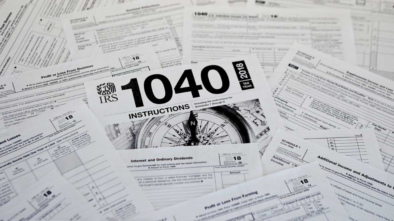 IRS Delays Start Of Tax Filing Season To Include Stimulus Package Codes