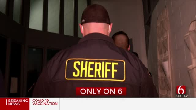 Rogers County Deputies Search Jail Amid Potential Threat