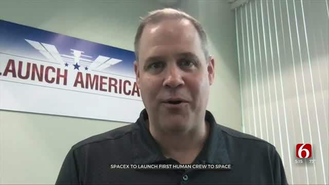 Jim Bridenstine Comments On SpaceX