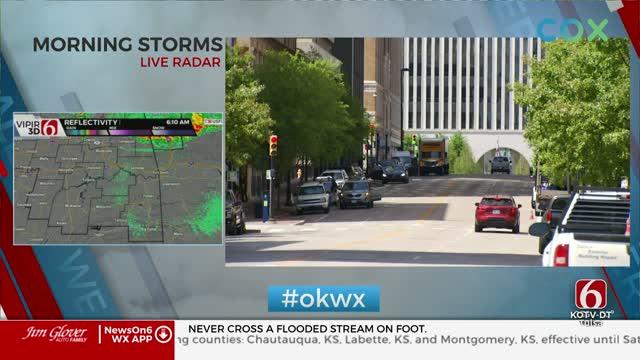 Oklahoma Begins Phase 2 Of Reopening Friday