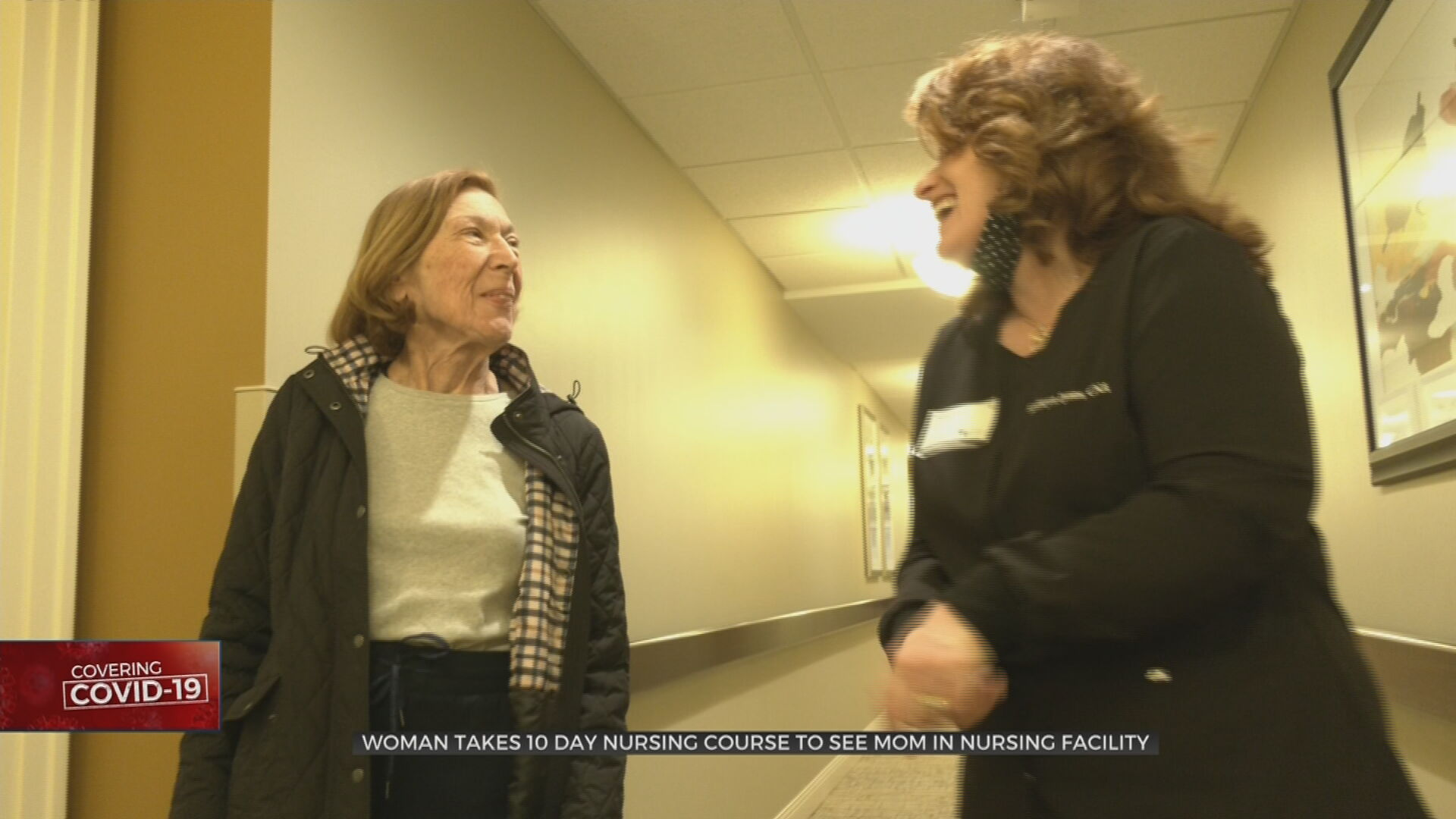 Tulsa Woman Takes Caregiver Course To See Mother-In-Law In Long-Term Care Facility