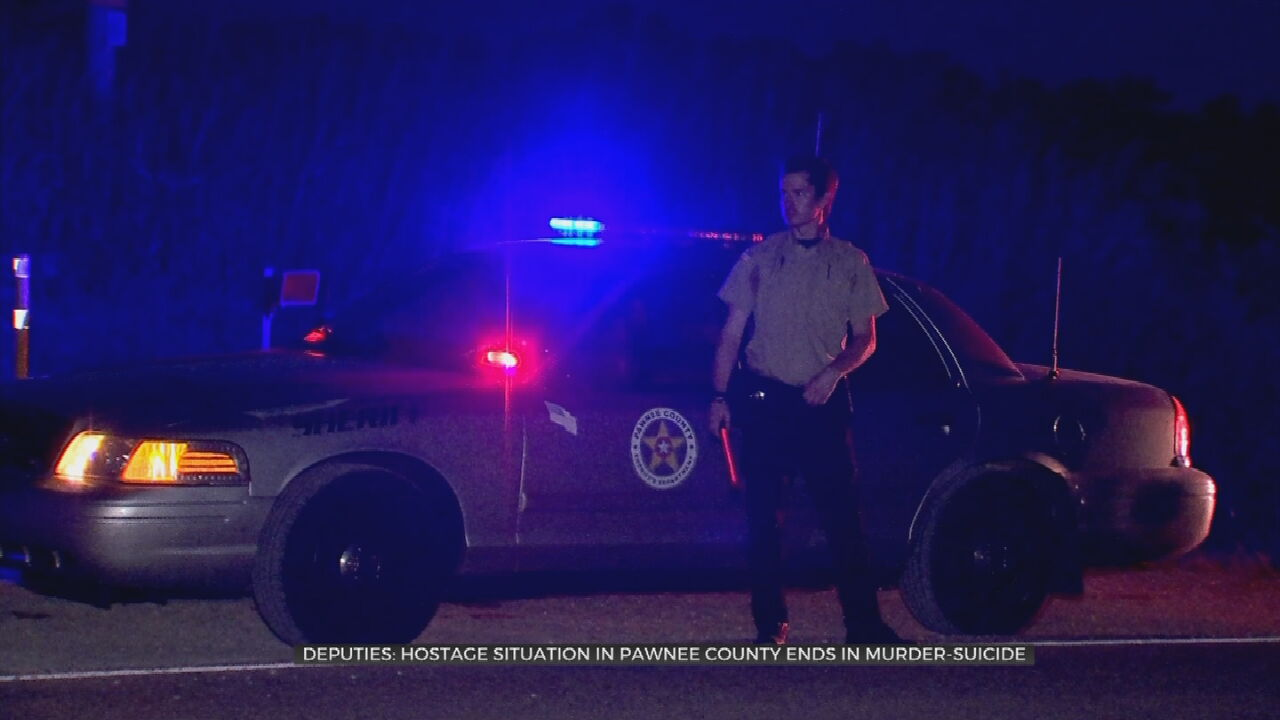 Pawnee County Deputies: Hostage Situation Turns Into Murder-Suicide