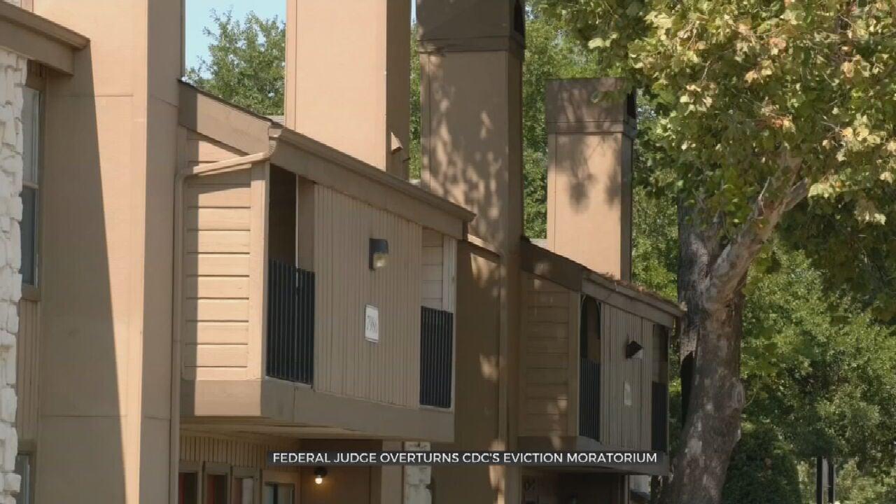 Federal Judge Strikes Down CDC Eviction Moratorium