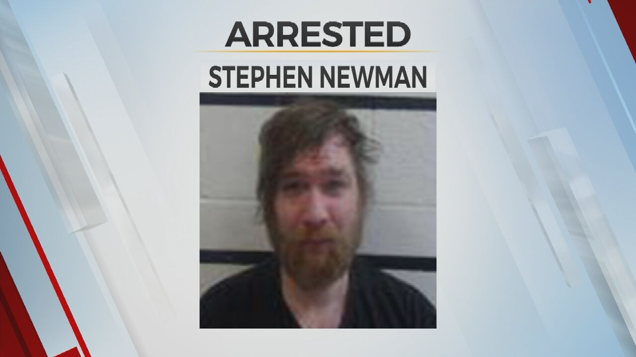 OSBI Announces Arrest Of Man They Say Solicited Inappropriate Images Of Minor