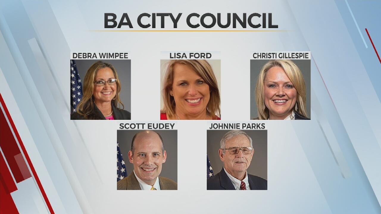 Broken Arrow City Council To Vote On New Mayor