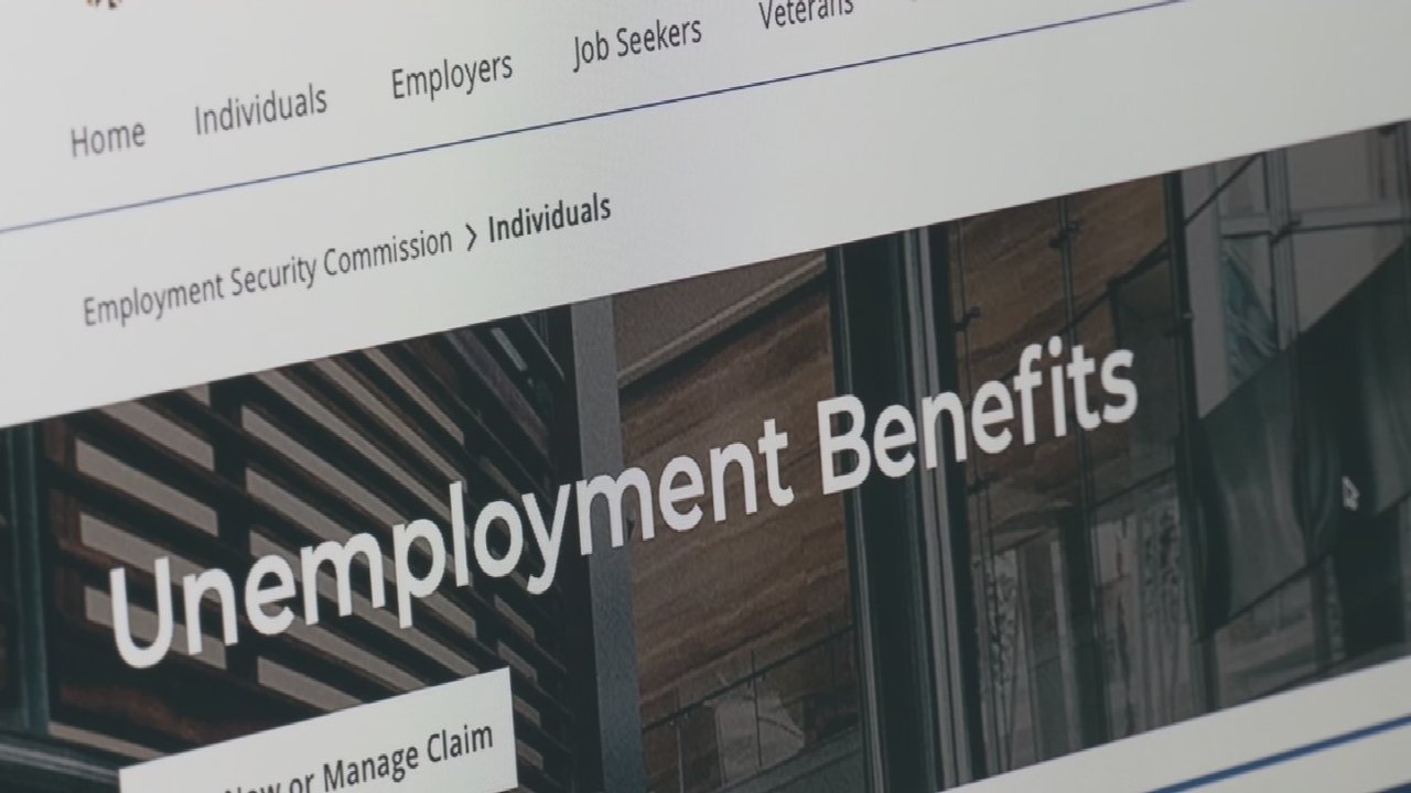 Some Oklahomans Express Frustration Over Unemployment Benefits System