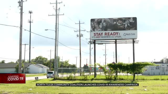 North Tulsa Community Coalition Launches COVID-19 Awareness Campaign