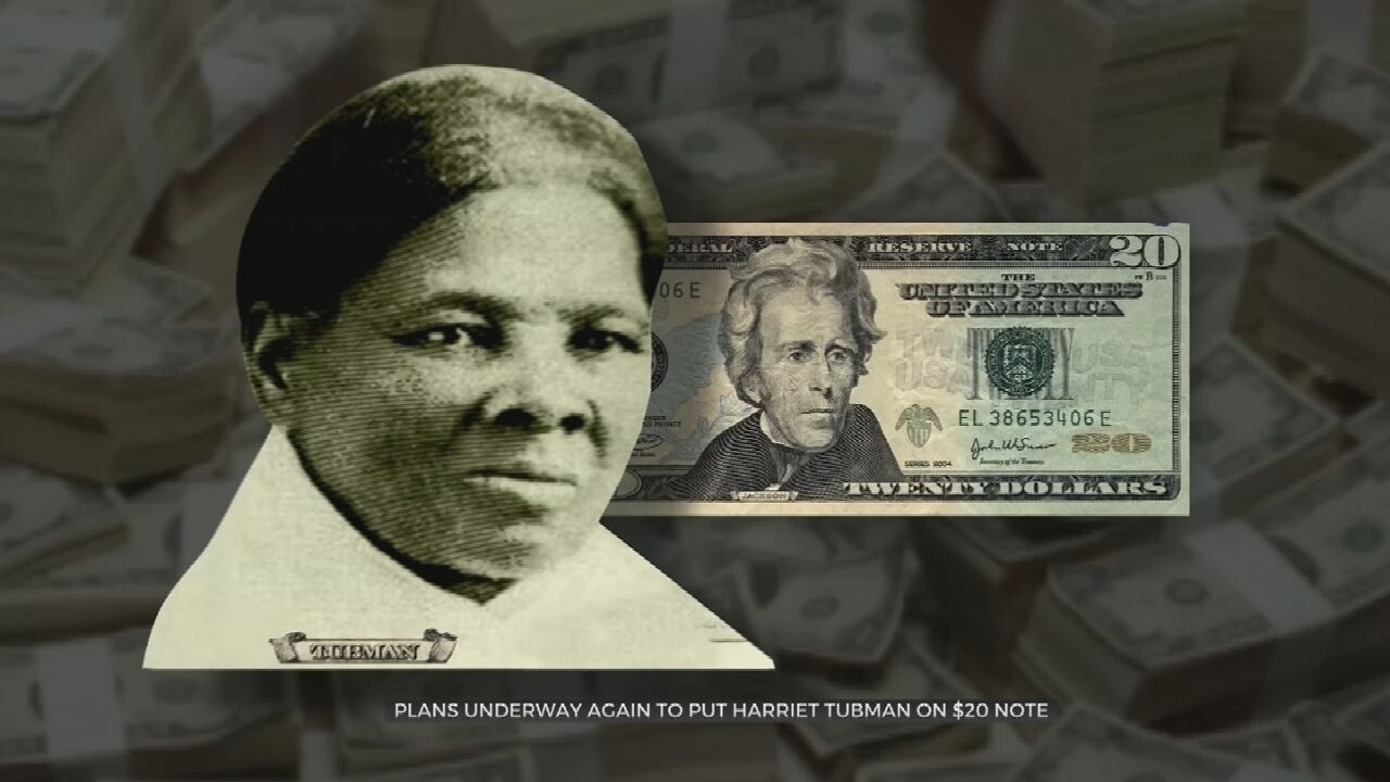 Treasury Department To Move Forward With Effort To Put Harriet Tubman on $20 Bill